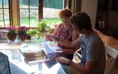 How can an Immersion Course at your Teacher's house help you to learn a new language?